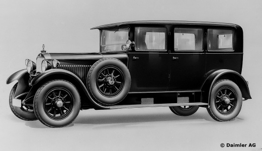 Landaulet - Picture Courtsey - https://mercedes-benz-publicarchive.com