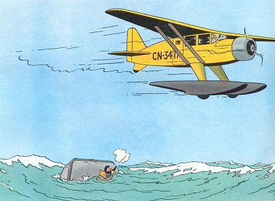 Cars of Tintin –Series