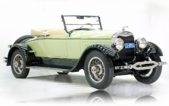 Lincoln 1926