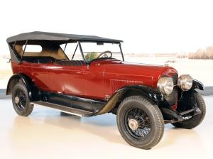 Lincoln-Model-L-1917-года-первенец-марки