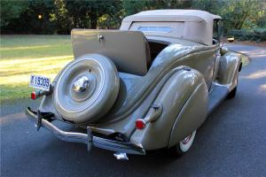 36 Ford Roadster Deluxe