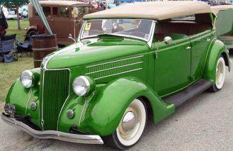 Ford Torpedo 1936