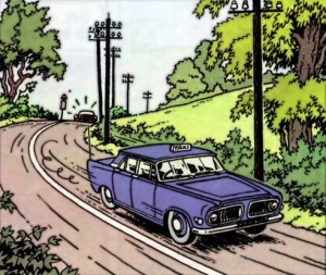 FordZephyr Cartoon