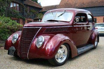 Ford V8 1937 Hotrod