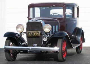 Chevrolet Coach 1932