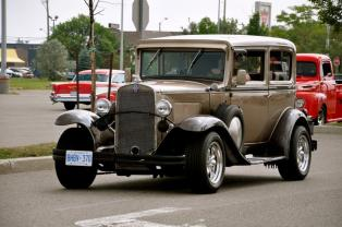 Chevrolet Confederate Hotrod