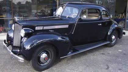 Packard Opera 1938