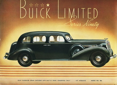Buick Limited Series 90L 1936 (9)