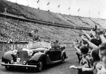 Adolf Hitler's Mercedes Benz Grosse 770