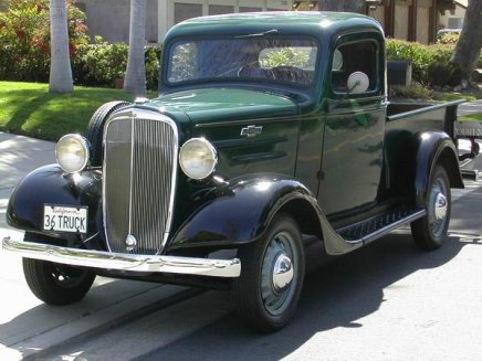 Chevrolet 1936 Truck