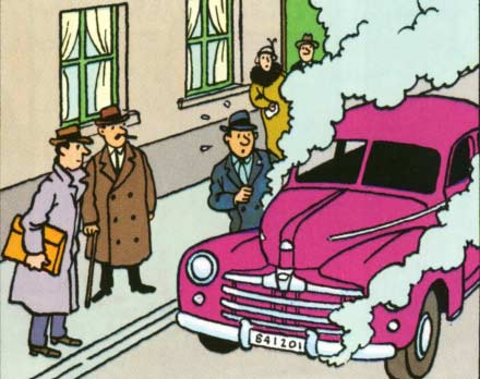 Ford Sedan 1948