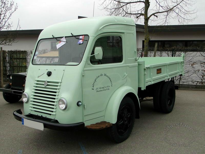Cars of Tintin Series – RenaultGoelette