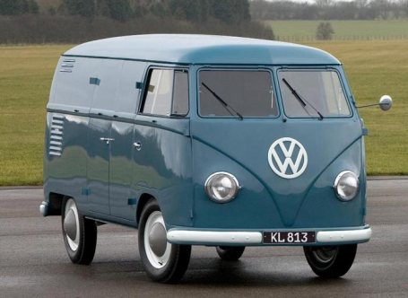 Volkswagen T1 Kastenwagen_1