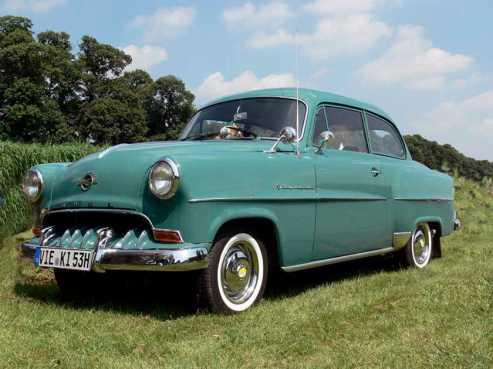 Opel Rekord 1953_1