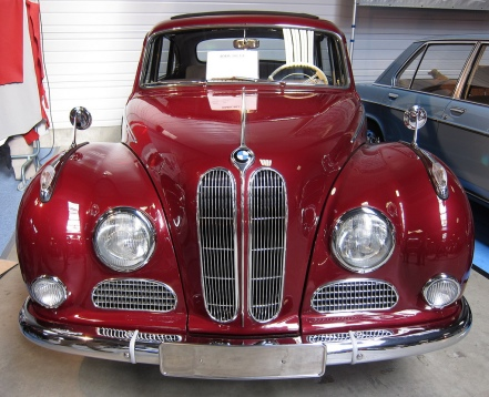 BMW 501_3