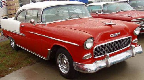 Chevrolet Bel Air 1955_1