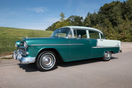 Chevrolet Bel Air 1955_2