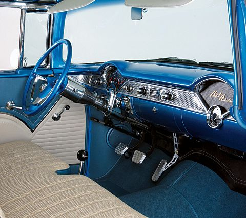Chevrolet Bel Air 1955_4
