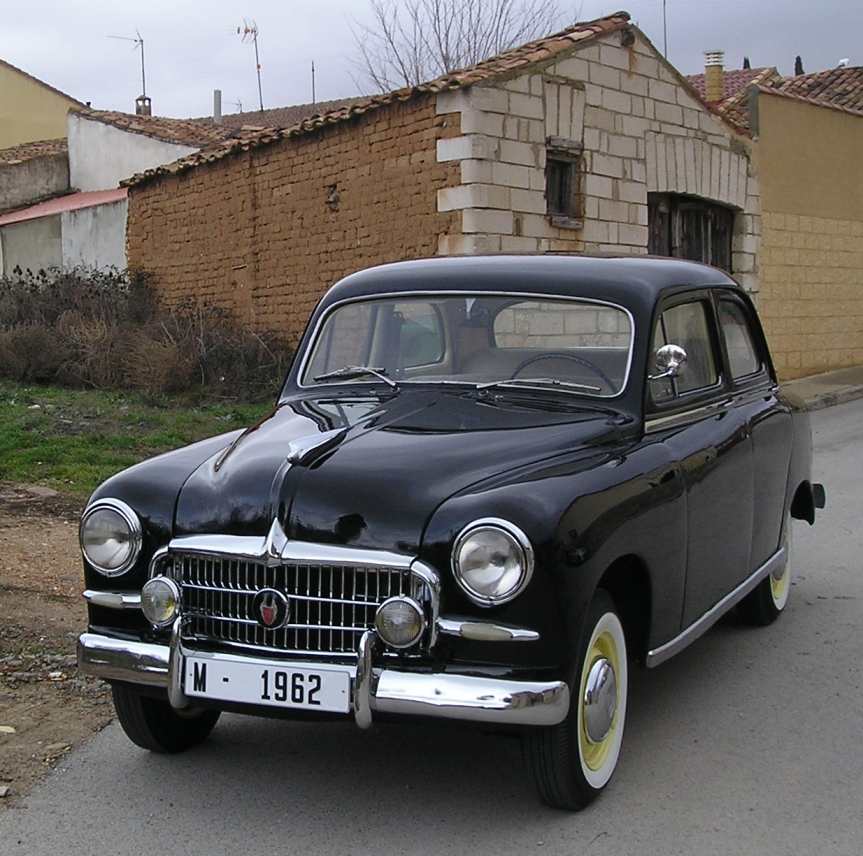 Cars of Tintin Series – Fiat 1400