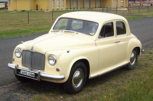 Rover 60 1954_1