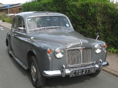 Rover 60 1954_2