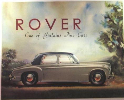 Rover 60 1954_3