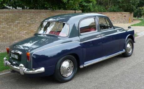 Rover 60 1954_4