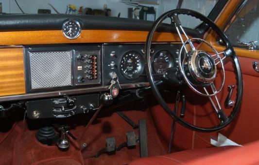 Rover 60 1954_5