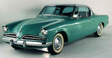 Studebaker Champion 1953_1