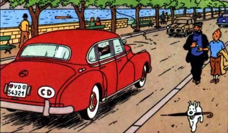 Mercedes 300 Adenaur