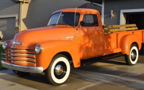 Chevrolet 3800 Truck 1950_1