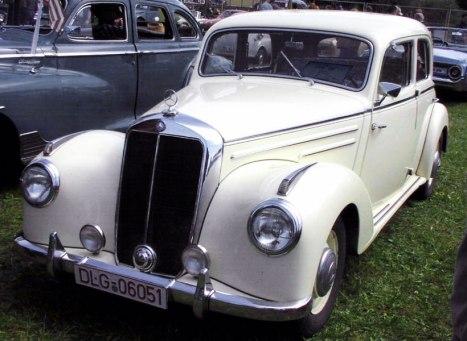 Mercedes 220 1952_1