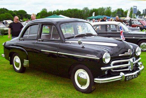 Vauxhall Velox 1954_1
