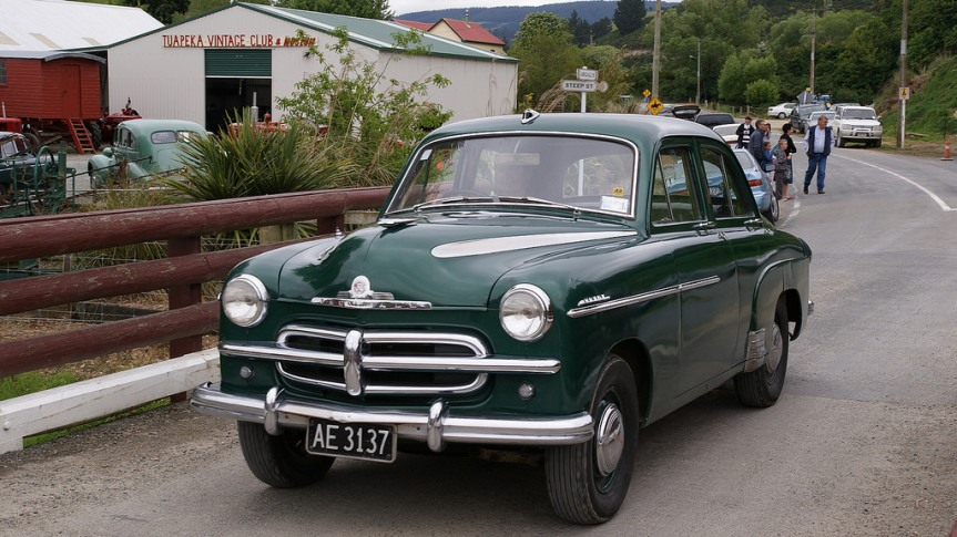 Cars of Tintin Series – Vauxhall Velox EIP
