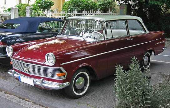 Opel Rekord Olympia 1961_1