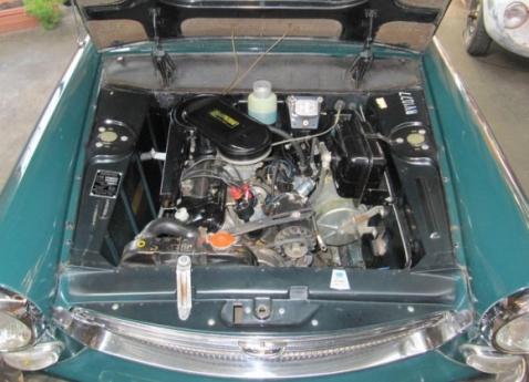 Peugeot 404 1960_4