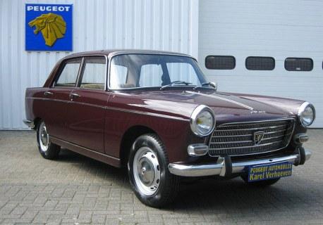Peugeot 404 1960_5