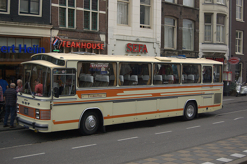Cars of Tintin Series – DAF SB 1602 Jonckheere