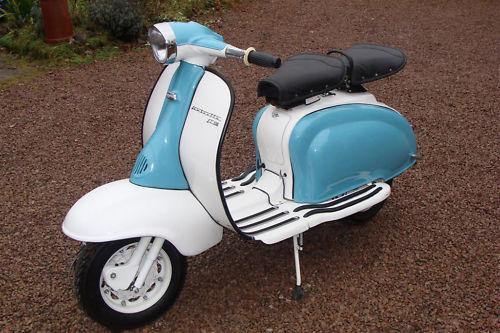 1970 lambretta li 150 series ii 2