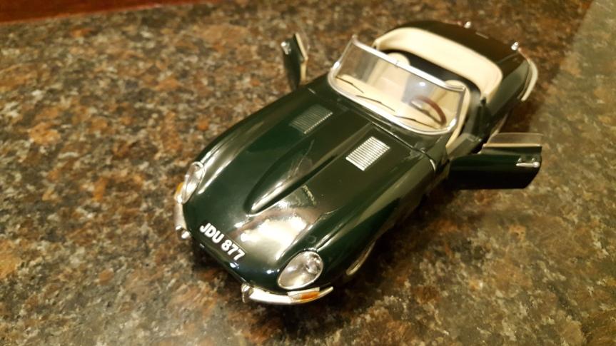 My Collection – Jaguar E-Type1961