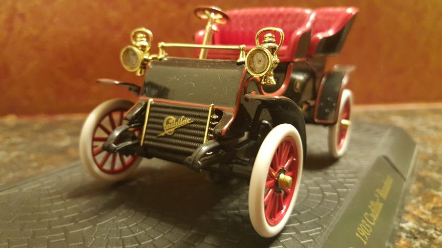 My Collection – 1903 Cadillac Model ATonneau