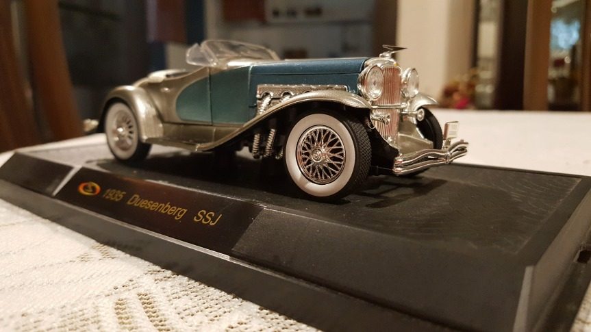 My Collection – DuesenbergSSJ