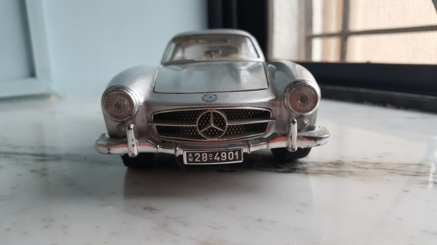 My Collection – Mercedes Benz 300 SL