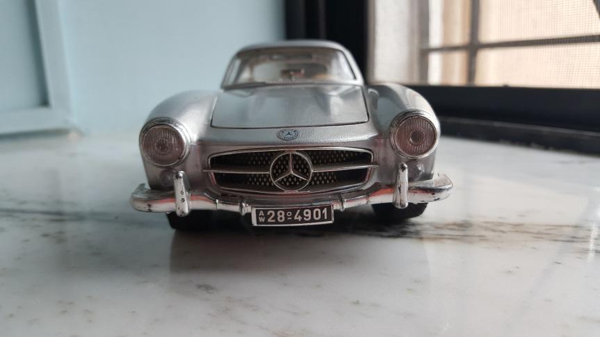 My Collection – Mercedes Benz 300SL