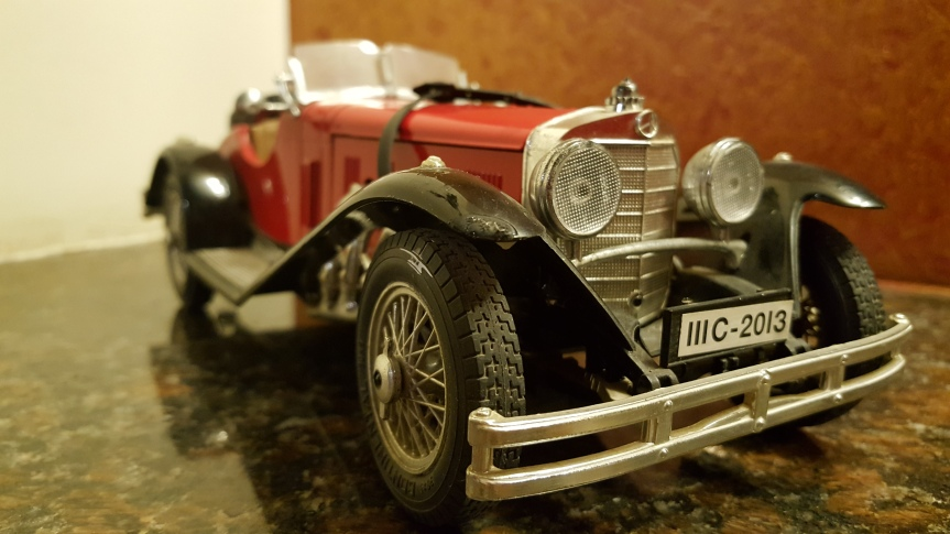 My Collection – Mercedes Benz SSK