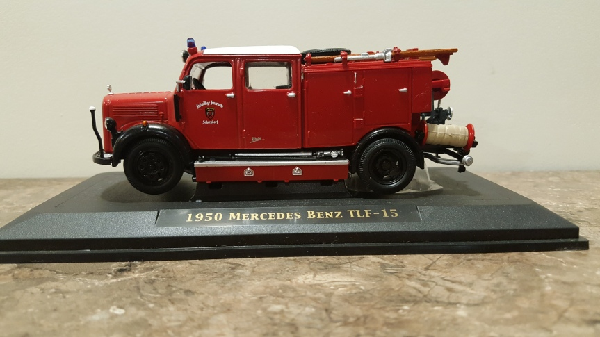 My Collection – Mercedes Benz TLF 15