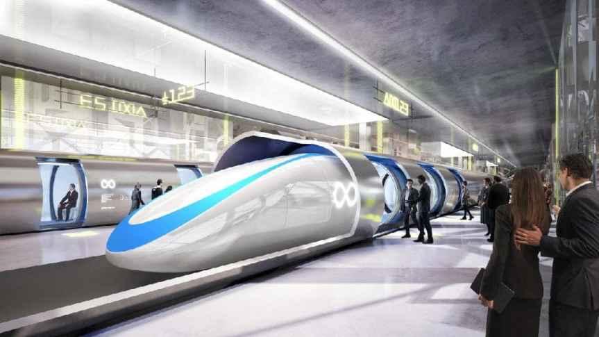 Future of Rail Travel – HyperLoop