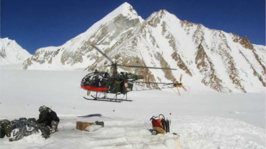 Lifeline of Siachen – Cheetah