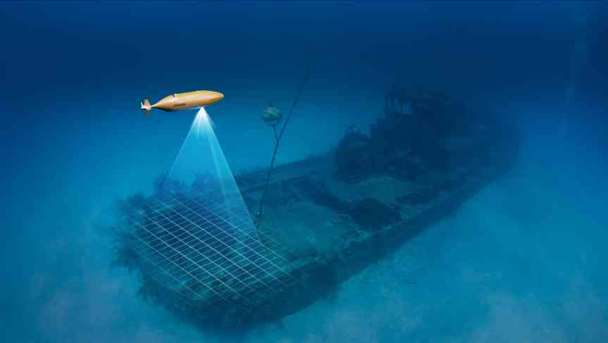 Autonomous Underwater Vehicle – AUV