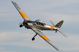 DeHavilland Chipmunk_1
